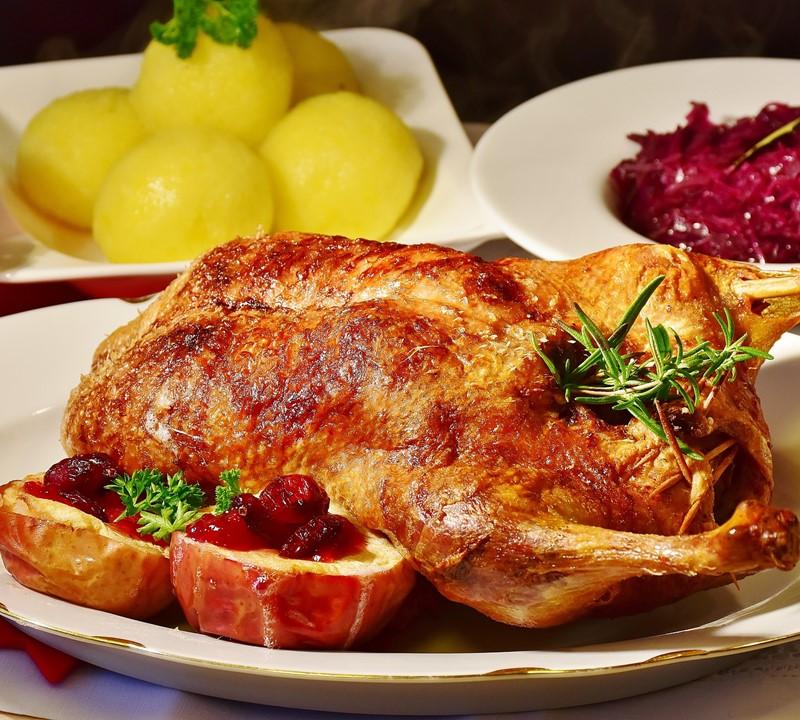 Weihnachtsessen 1 Weihnachtsfeiertag.Speisekarte Für Den 1 Weihnachtsfeiertag Ausgebucht Niemeyers