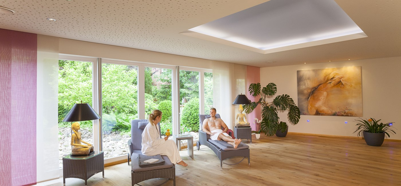 Wellness im Niemeyers Romantik Posthotel